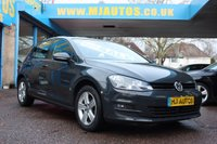 2016 VOLKSWAGEN GOLF 1.6 MATCH EDITION TDI BMT 5dr 109 BHP £9495.00