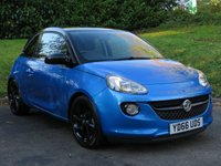 USED 2016 66 VAUXHALL ADAM 1.2 ENERGISED 3d 69 BHP UNDER £35 A WEEK, NO DEPOSIT