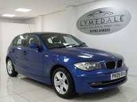 USED 2009 09 BMW 1 SERIES 2.0 116D SE 5d 114 BHP