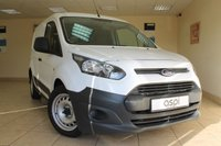 2014 FORD TRANSIT CONNECT 1.6 200 P/V 1d 74 BHP £5450.00
