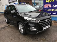 USED 2015 65 HYUNDAI TUCSON 1.7 CRDI SE BLUE DRIVE 5d 114 BHP, 1 Owner, only 13000 miles ***GREAT FINANCE DEALS AVAILABLE***