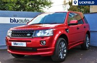 USED 2013 13 LAND ROVER FREELANDER 2.2 SD4 DYNAMIC AUTO 190 BHP Satellite Navigation, Full Leather Two Tone Interior, Electric Heated Seats, Rear Parking Sensors, Panoramic Front & Rear Sun Roof, Full Service History; Two Main Dealer Services, One Previous Owner, Terrain Response, Meridian Sound System, Dual Climate Control, Cruise Control