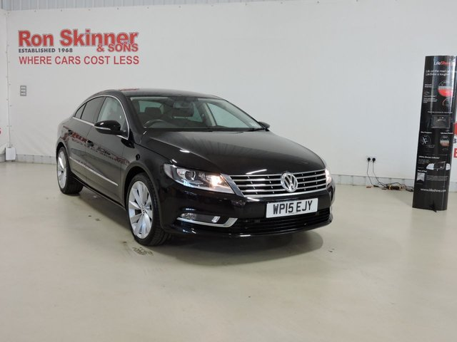 View our 2015 15 VOLKSWAGEN CC (15)   2.0 GT TDI BLUEMOTION TECHNOLOGY 4d 138 BHP