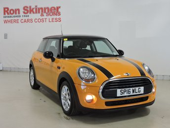 2016 MINI HATCH COOPER}