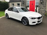 2017 BMW 3 SERIES 2.0 320D M SPORT SHADOW EDITION 4d AUTO 188 BHP £21450.00
