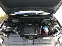 USED 2011 11 AUDI Q5 2.0 TDI QUATTRO DPF S LINE 5d 168 BHP SAT NAV/LEATHER/XENON/PDC/