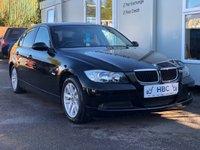 USED 2006 06 BMW 3 SERIES 2.0 318I SE 4d 128 BHP PREMIUM WARRANTY INCLUDED