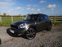 USED 2012 62 MINI COUNTRYMAN 2.0 COOPER SD 5d AUTO 141 BHP FULL MINI SERVICE HISTORY