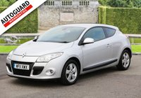 USED 2011 11 RENAULT MEGANE 1.6 DYNAMIQUE TOMTOM VVT 3d 110 BHP Finance options available