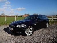 2011 BMW 5 SERIES 2.0 520D SE TOURING 5d 181 BHP £SOLD