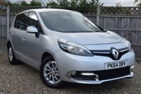 USED 2014 64 RENAULT SCENIC 1.5 DYNAMIQUE TOMTOM ENERGY DCI S/S 5d 110 BHP Free 12  month warranty
