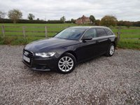USED 2012 12 AUDI A6 2.0 AVANT TDI SE 5d 175 BHP ** ARRIVING SOON, PLEASE CALL OR EMAIL TO REGISTER YOUR INTEREST **