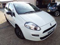 USED 2012 62 FIAT PUNTO 1.2 MULTIJET POP 5d 75 BHP