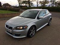 USED 2009 59 VOLVO C30 2.0 D R-DESIGN SE 3d AUTO 136 BHP