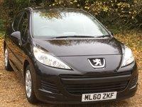 2010 PEUGEOT 207 1.4 S 8V 5d 73 BHP £2895.00
