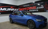 2012 BMW 3 SERIES 2.0 320D M SPORT 4DOOR 181 BHP *M-PERFORMANCE KITTED* £10495.00