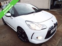 2012 CITROEN DS3 1.6 E-HDI AIRDREAM DSPORT PLUS 3d 111 BHP £4995.00