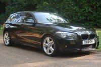 2013 BMW 1 SERIES 2.0 118D M SPORT 5d 141 BHP £10000.00