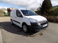 2015 CITROEN BERLINGO 1.6 625 ENTERPRISE L1 HDI 1d 74 BHP £6200.00
