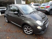 USED 2015 15 FIAT 500 1.2 GQ 3d 69 BHP *SPECIAL EDITION* One Lady Owner from new, Serviced by ourselves, Minimum 8 months MOT, Good fuel economy! Only £30 Road Tax! Special Edition GQ