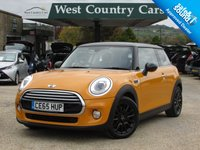 USED 2015 65 MINI HATCH COOPER 1.5 COOPER D 3d 114 BHP Stand Out Colour Combination