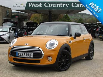 2015 MINI HATCH COOPER 1.5 COOPER D 3d 114 BHP £10000.00