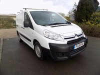 2015 CITROEN DISPATCH 1.6 1000 L1H1 ENTERPRISE HDI 1d 89 BHP £6800.00