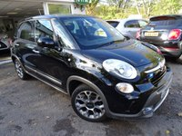 USED 2014 64 FIAT 500L 1.4 TREKKING 5d 95 BHP Low Mileage, Full Service History + Serviced by ourselves, One Lady Owner from new, Minimum 8 months MOT, Low Insurance Group, 6 Speed Gearbox