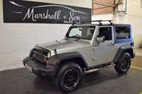 USED 2007 57 JEEP WRANGLER 2.8 SAHARA SPORT 2d 175 BHP VERY RARE CAR - 4X4 - REMOVABLE HARDTOP