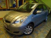 2009 TOYOTA YARIS 1.3 TR VVT-I 5d 99 BHP £4950.00