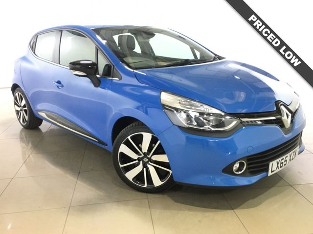 View our 2015 65 RENAULT CLIO 1.5 DYNAMIQUE S NAV DCI 5d 89 BHP