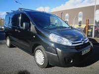 2015 CITROEN DISPATCH 1.6 1000 L1H1 ENTERPRISE HDI 1d 89 BHP £6400.00