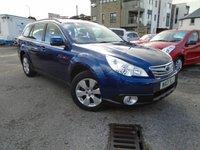 2013 SUBARU OUTBACK 2.5 I SE NAVPLUS 5d AUTO 167 BHP £12595.00
