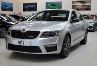 2016 SKODA OCTAVIA 2.0 VRS TDI DSG 5d AUTO 181 BHP £16995.00