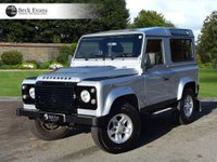 USED 2008 08 LAND ROVER DEFENDER 90 2.4 90 XS STATION WAGON 3d 122 BHP