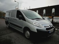 2012 CITROEN DISPATCH 2.0 1200 L2H1 ENTERPRISE HDI 1d 126 BHP £7200.00