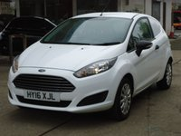 2016 FORD FIESTA 1.5 BASE TDCI 3d 74 BHP £7499.00