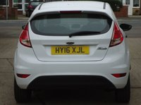 USED 2016 16 FORD FIESTA 1.5 BASE TDCI 3d 74 BHP