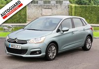 USED 2013 13 CITROEN C4 1.6 VTR PLUS HDI 5d 91 BHP Finance options available