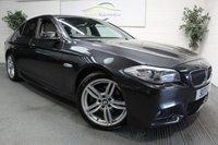 2012 BMW 5 SERIES 2.0 520D M SPORT 4d 181 BHP £9650.00