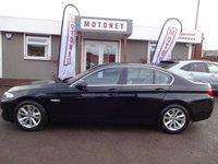 2011 BMW 5 SERIES 2.0 520D SE 4DR DIESEL 181 BHP £9000.00