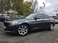 USED 2013 13 BMW 3 SERIES 2.0 320D SE GRAN TURISMO 5d AUTO 181BHP XENONS+CLIMATE+CRUISE+ELECS+PARK+