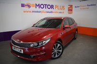 USED 2017 17 KIA OPTIMA 1.7 CRDI 3 ISG 5d AUTO 139 BHP