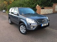 USED 2007 H HONDA CR-V 2.2 I-CTDI SPORT 5d 138 BHP PLEASE CALL TO VIEW