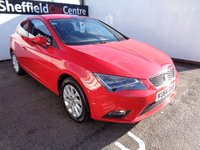 USED 2014 64 SEAT LEON 1.6 TDI SE TECHNOLOGY 3d 105 BHP £182 A MONTH SATELLITE NAVIGATION BLUETOOTH DIESEL ECONOMY 3 DOOR SPORTY ECONOMICAL CAR SUPPLIED WITH SERVICE MOT £ZERO ROAD TAX