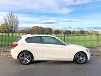 USED 2013 63 BMW 1 SERIES 2.0 120D SPORT 3d 181 BHP