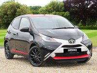 USED 2017 17 TOYOTA AYGO 1.0 VVT-I X-PRESS 5d 69 BHP A great city car or new driver car.
