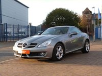 USED 2010 10 MERCEDES-BENZ SLK 1.8 SLK200 KOMPRESSOR 2d AUTO  FULL SERVICE HISTORY ~ BLUETOOTH ~ CRUISE CONTROL ~ ALLOYS ~ AIR CONDITIONING