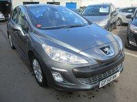 2008 PEUGEOT 308 1.6 AUTOMATIC SE 5d 139 BHP £3995.00