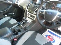 USED 2014 14 FORD FOCUS 1.0 ZETEC NAVIGATOR 5d 124 BHP